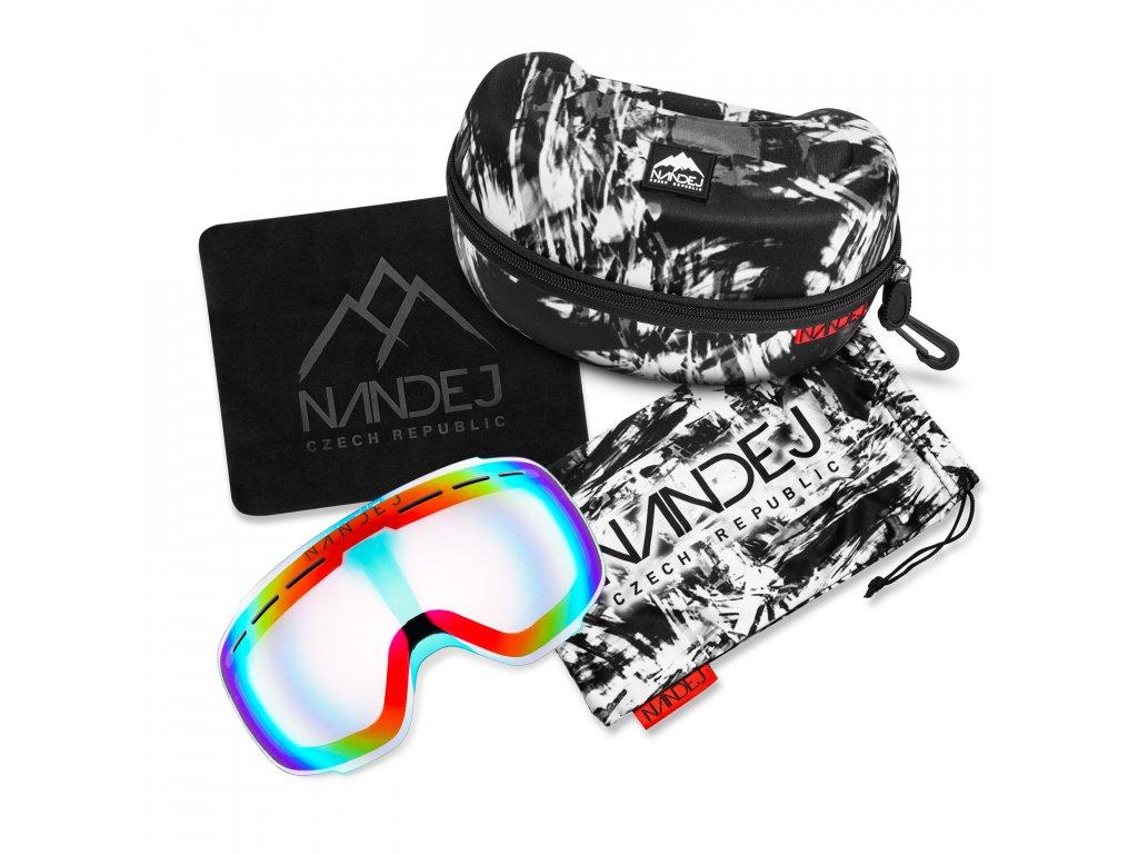 NANDEJ MNG White Ice Blue 1