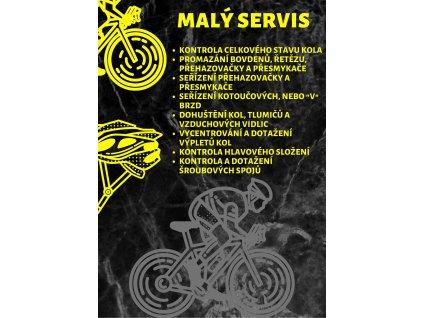 MALÝ SERVIS