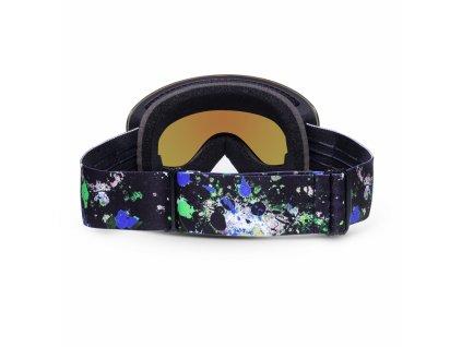 NANDEJ MUERTE Black Crystal Pink 1