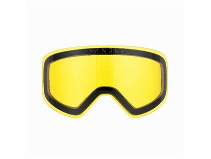 NANDEJ sklo CAMO rozjasňovací žluté